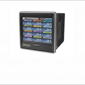 đồng hồ ghi nhiệt độ GR200-3