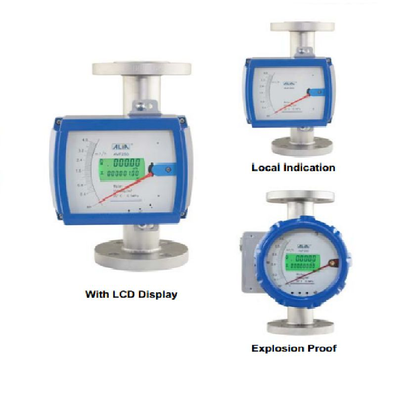 Đồng hồ đo lưu lượng khí AVF250