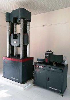 lắp Loadcell 200kg cho máy nén