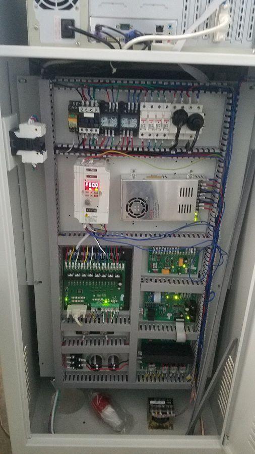 biến tần chinsc cho máy cắt dây CNC